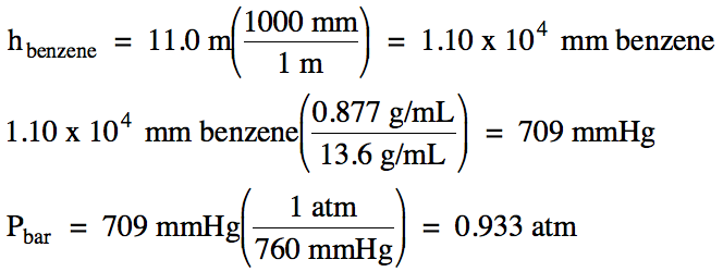 manometer chemistry. the pressure of a gas sample can be measured in laboratory using manometer. typical open-end manometer consists curved tube containing liquid chemistry e